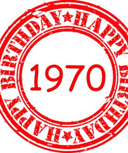 1970 regalos originales 30 años