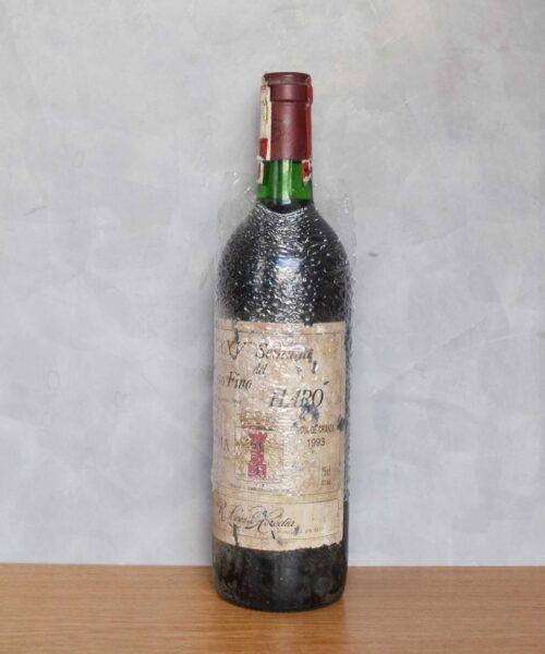 25 Semana del vino haro crianza 1993