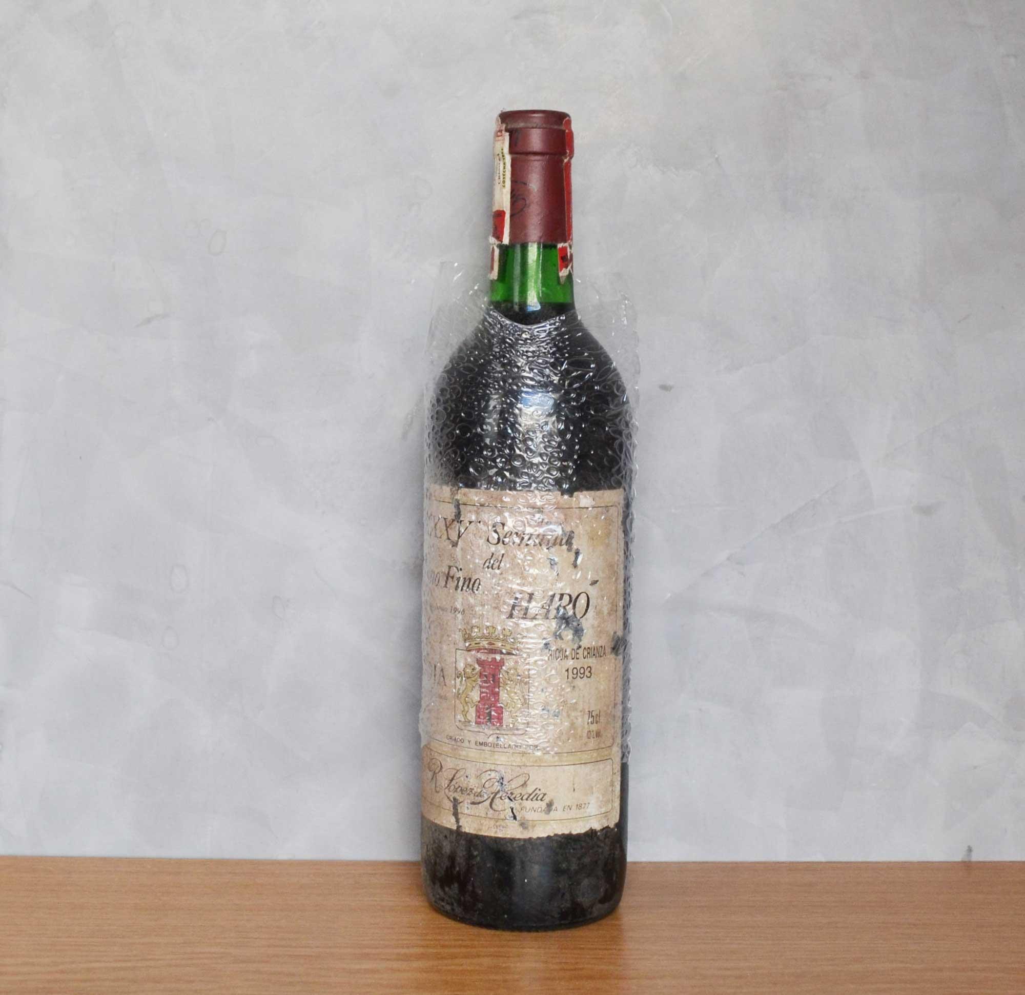 25 Haro Crianza Wine Week 1993