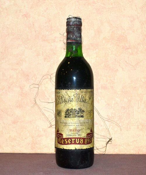 Gran Reserva 890 Rioja Alta 1955