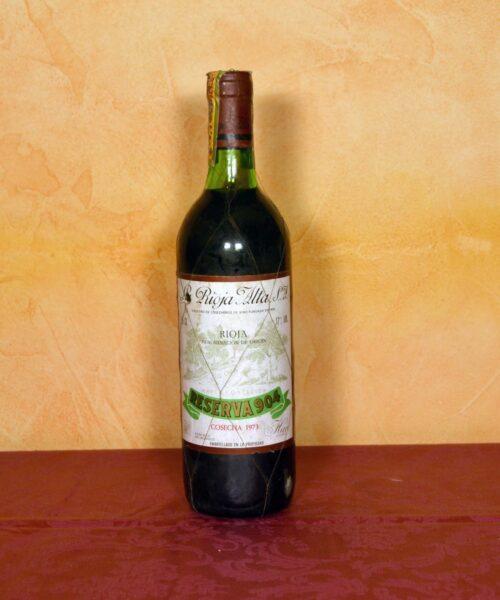 Gran Reserva 904 Rioja Alta 1973