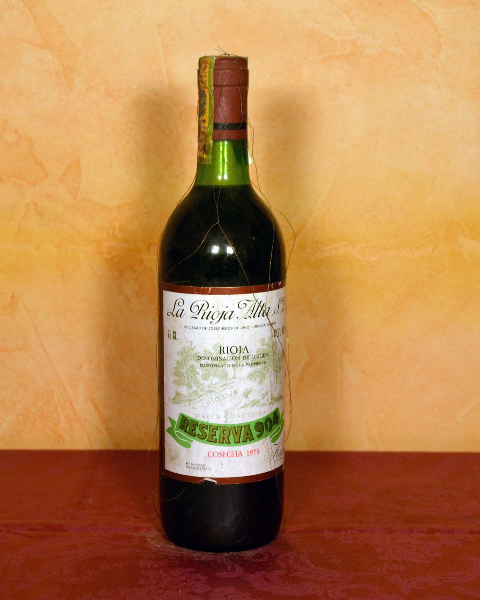 Gran Reserva 904 La Rioja Alta 1975