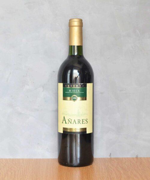 Añares Reserva 1998
