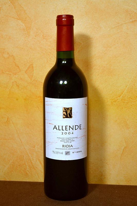 Allende Reserva 2004