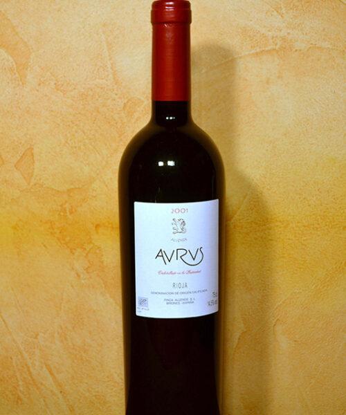 Aurus 2001