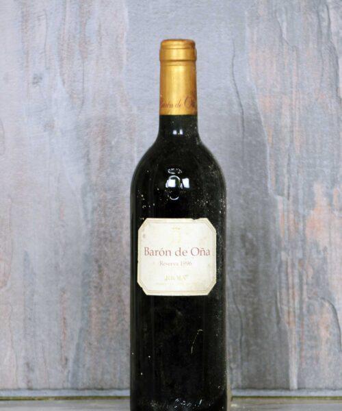 Baron de Oña Reserva 1996