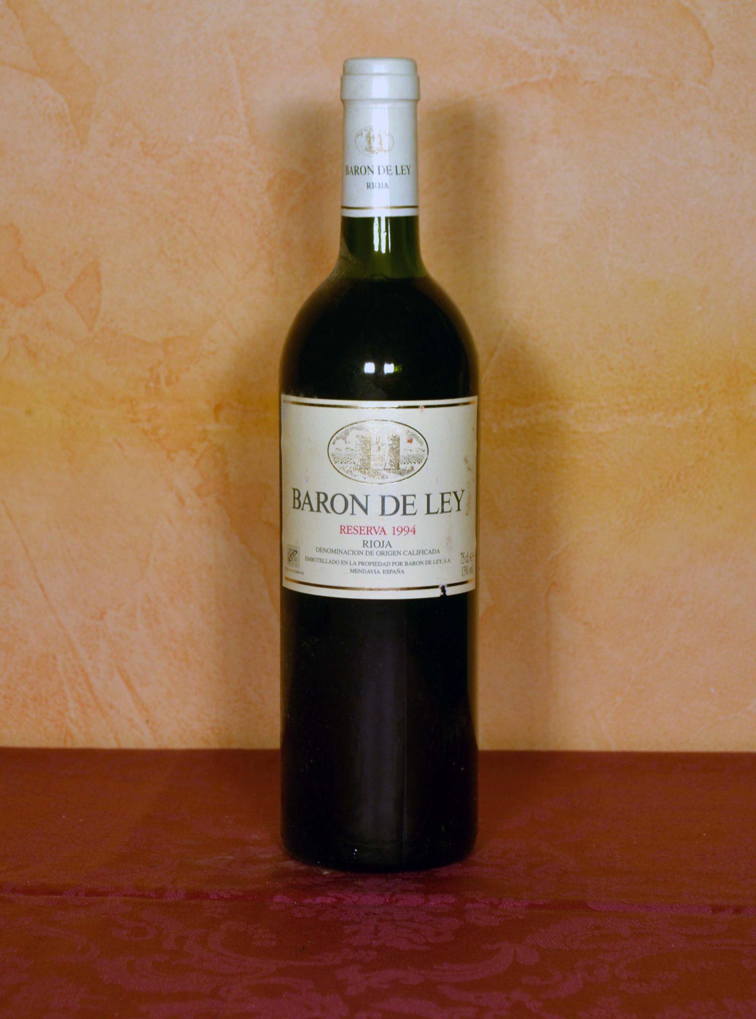 Baron de Ley Reserva 1994