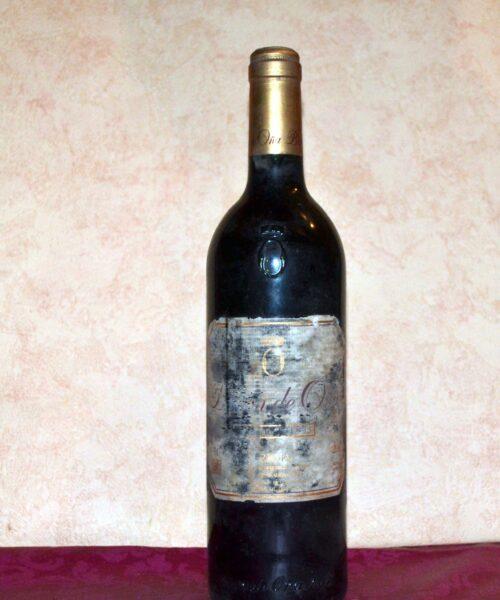 Baron de Oña Reserva 1995