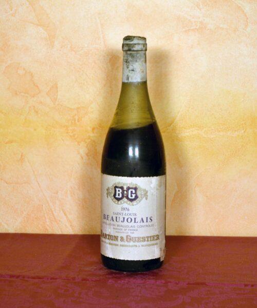 Barton&Guestier Beaujolais 1976