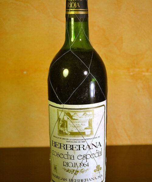 Berberana Cosecha Especial 1964