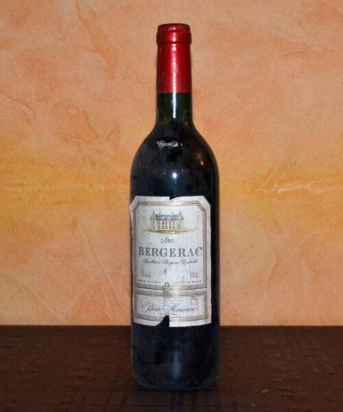 Bergerac Boire Manoux 2000