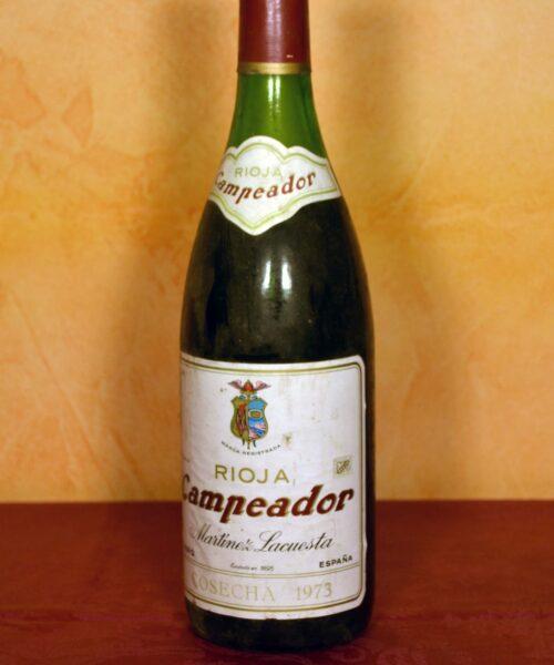 Rioja Campeador Cosecha 1973