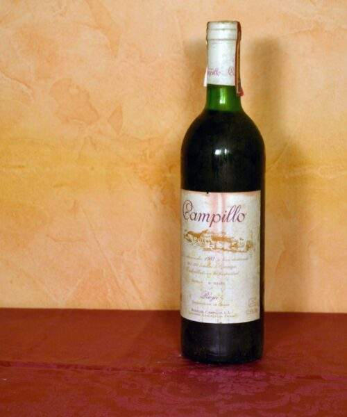 Campillo vintages 1987