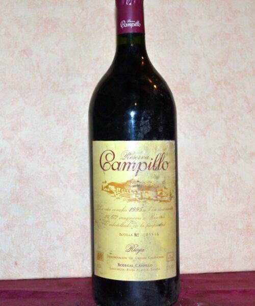 Campillo Magnum Reserva 1995