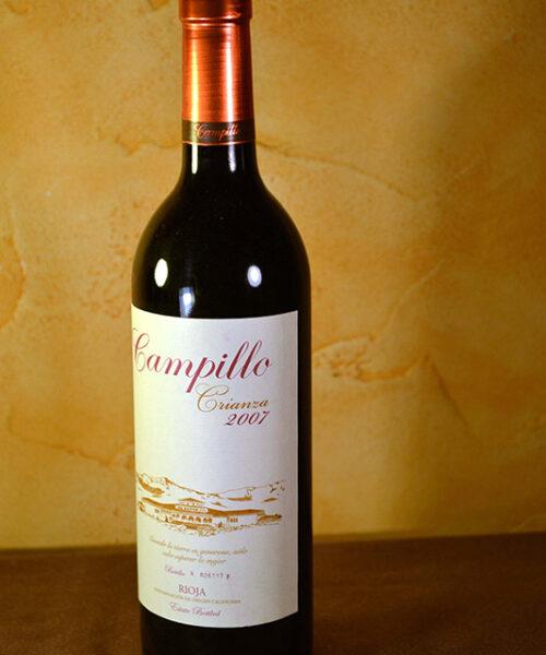 Campillo Crianza 2007