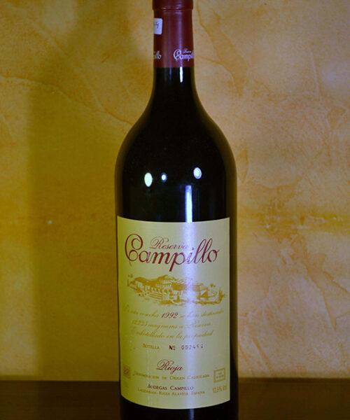 Campillo Reserva Magnum 1992