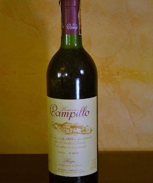 Campillo Reserva 1985