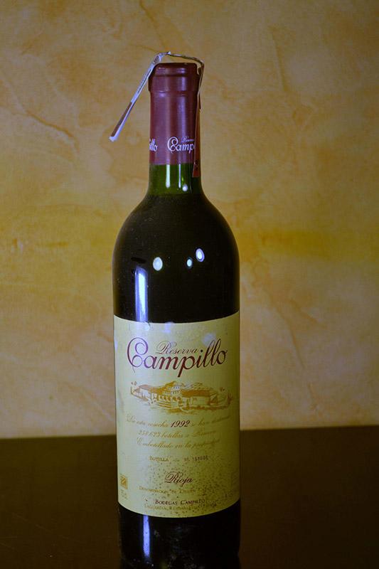 Campillo Reserva 1992