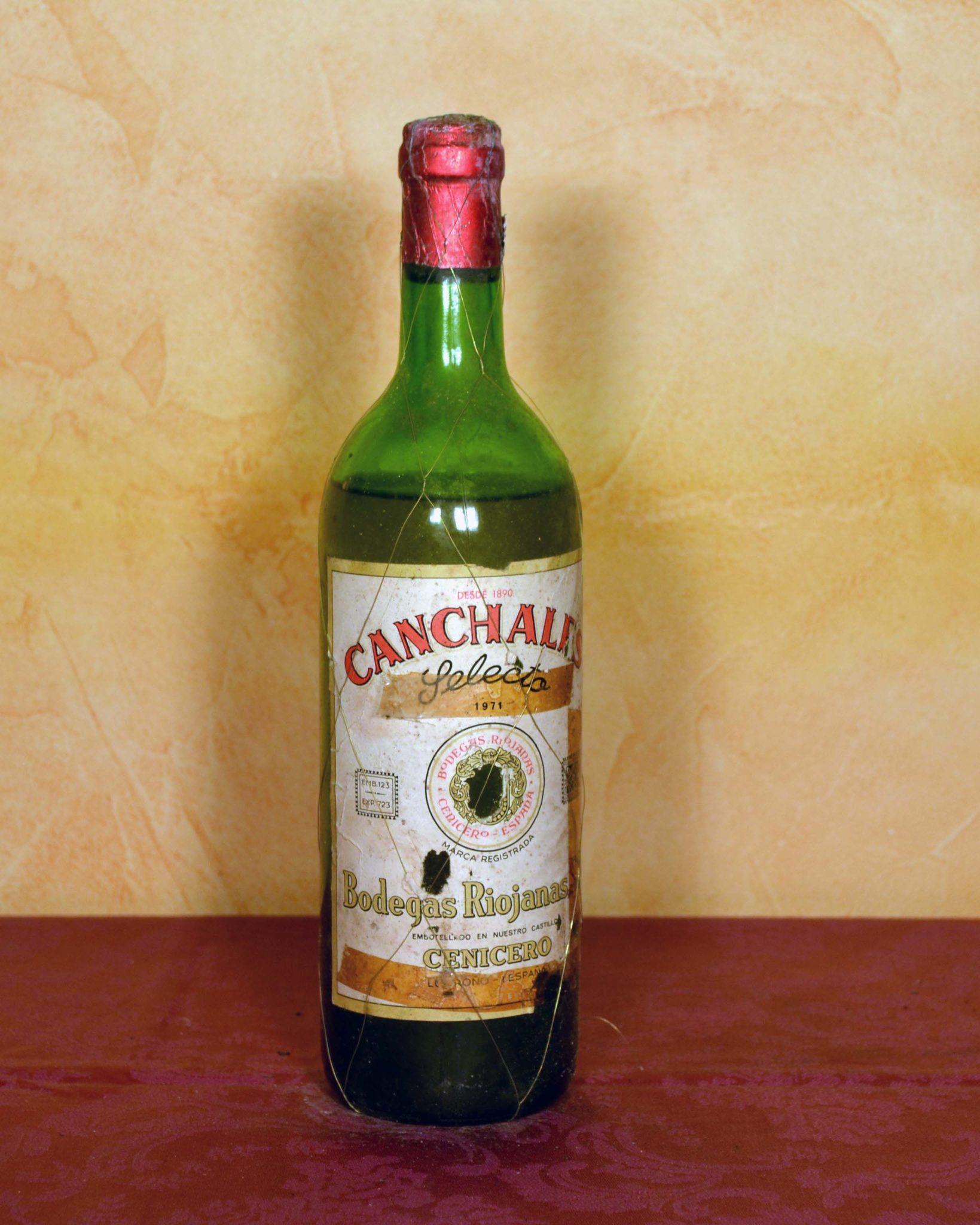 Canchales Blanco 1971