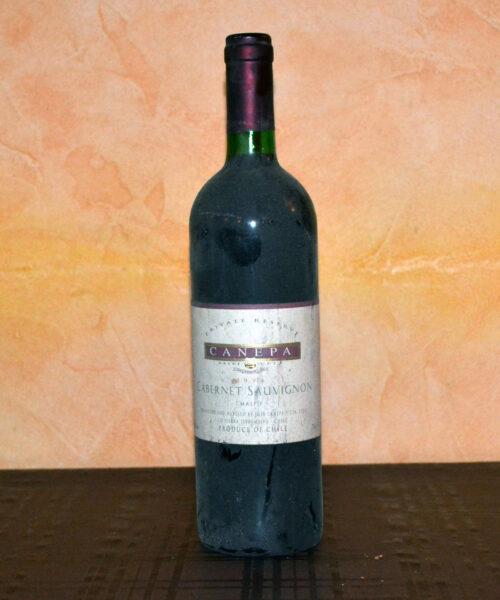 Canepa Cabernet Sauvignon Tinto 1994