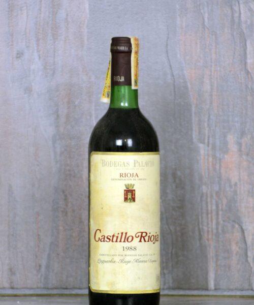 Castillo Rioja 1988