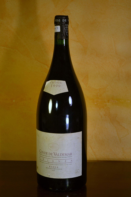 Count Valdemar Breeding 1999 Magnum