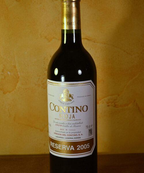 Contino reserve 2005