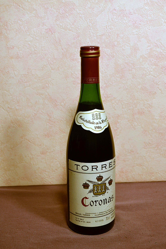 Coronas Torres 1986