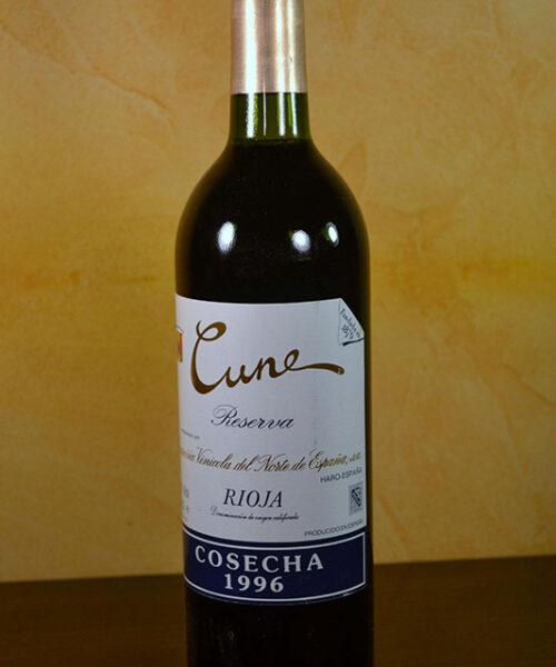 Cune Reserva 1996