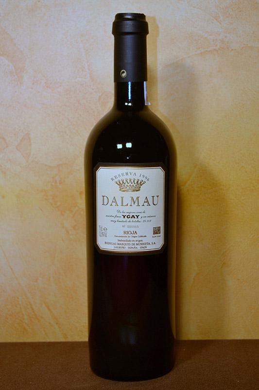 Dalmau Gran Reserva 1996