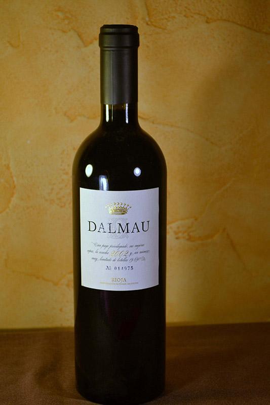 Dalmau Reserve 2002