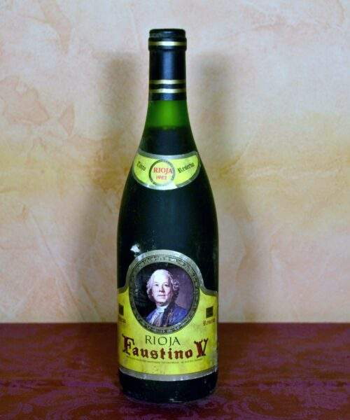 Faustino V Reserve 1982