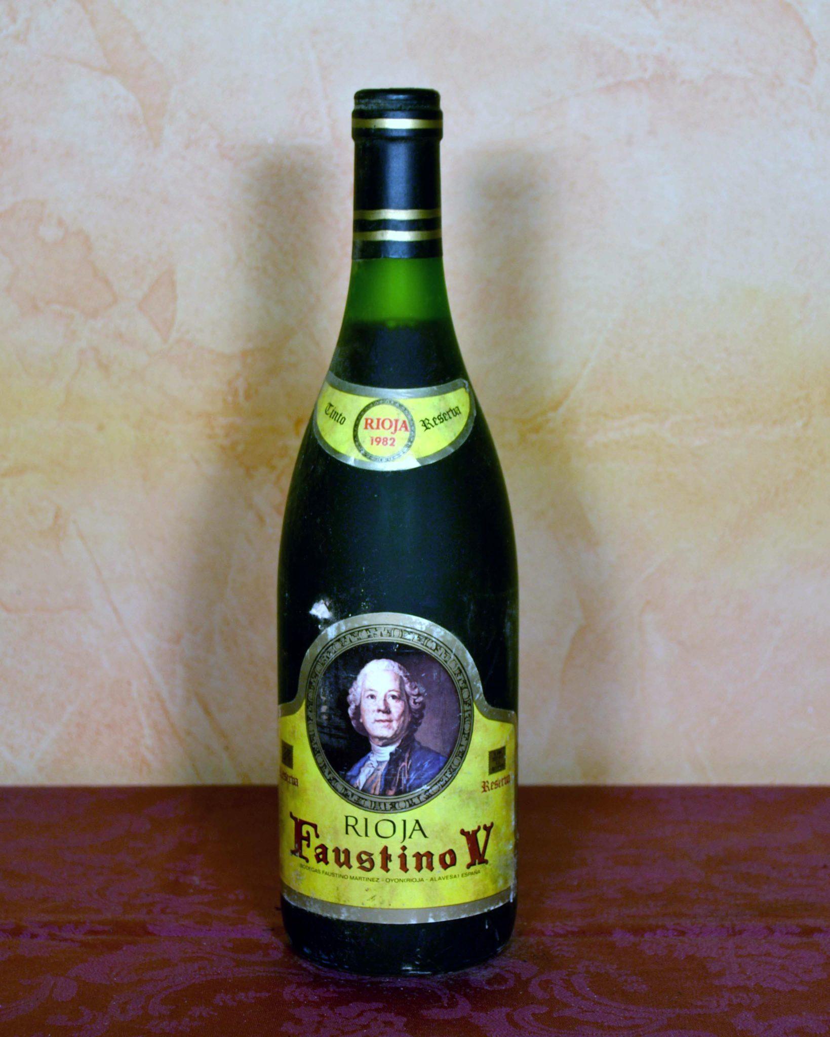 Faustino V Reserva 1982