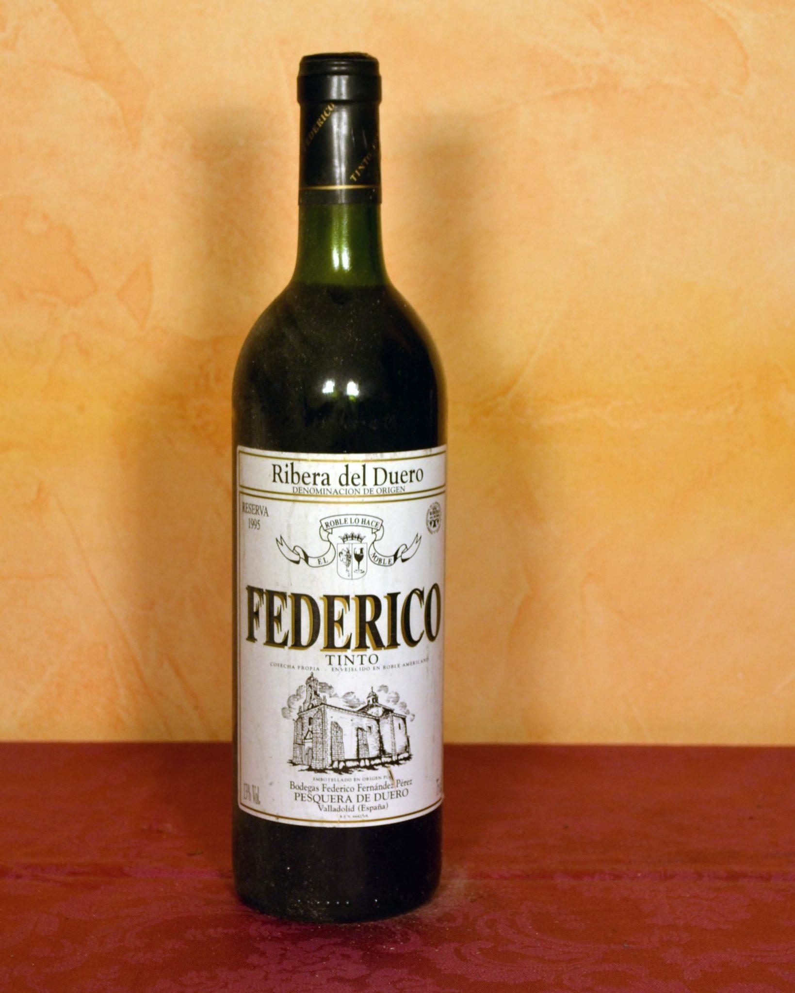 Federico Reserva 1995