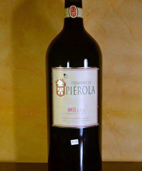 Fernandez de Pierola Reserva 2000 5 Liters