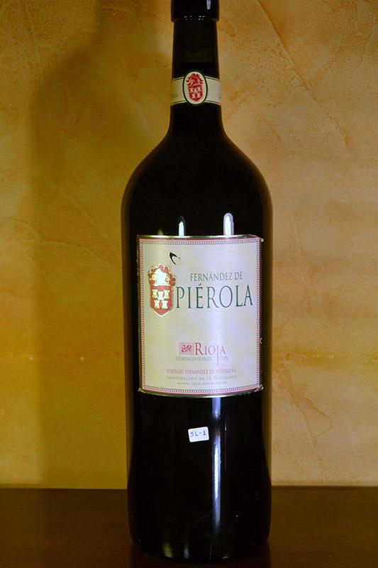 Fernandez de Pierola Reserva 2000 5 Litros