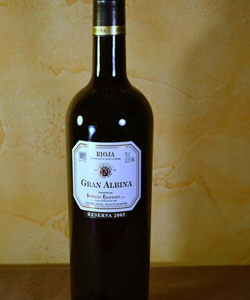 Gran Albina Reserva 2005