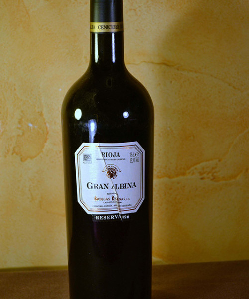 Gran Albina Reserva 1996