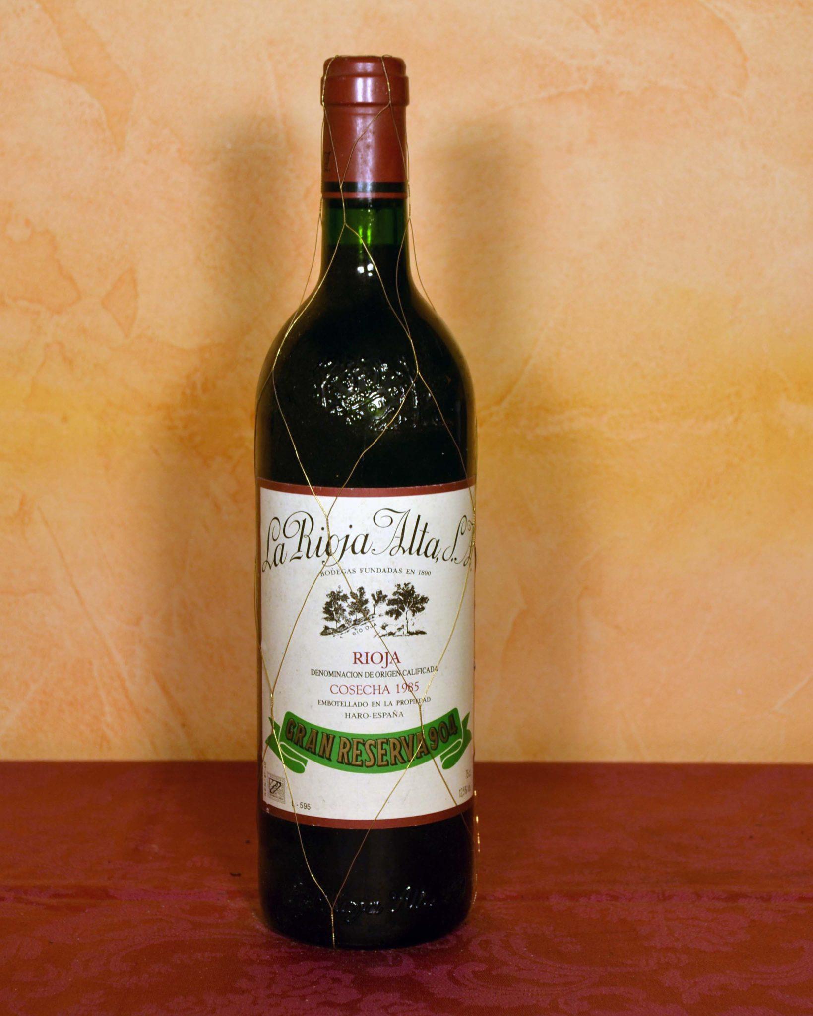 Gran Reserva 904 Rioja Alta 1995