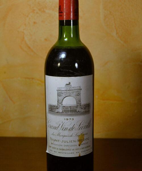 Grand Vin de Leoville du Marquis de las Cases Saint-Julien Medoc 1973