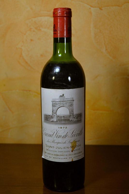 Grand Vin de Leoville 1973