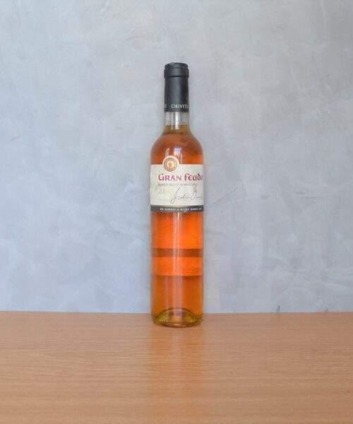 gran feudo vino blanco de moscatel 2006
