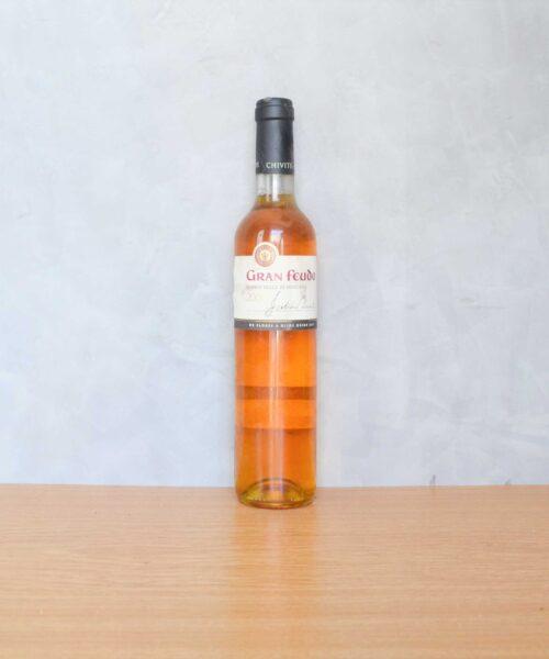 gran feudo vino blanco de moscatel 2008