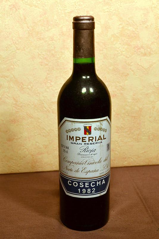 Imperial Gran Reserva 1982 Magnum
