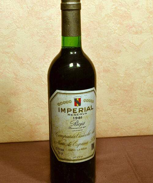 Imperial Grand Reserve 1981