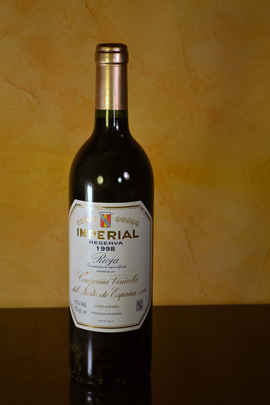 Imperial reserve 1988
