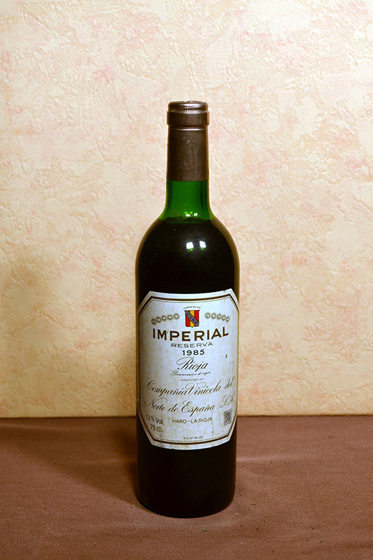 Imperial Reserve 1985