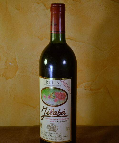 Jilaba Luis Angel Casado Reserva 1990