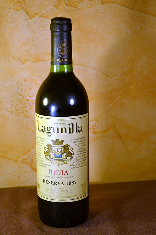 Lagunilla Reserva 1987