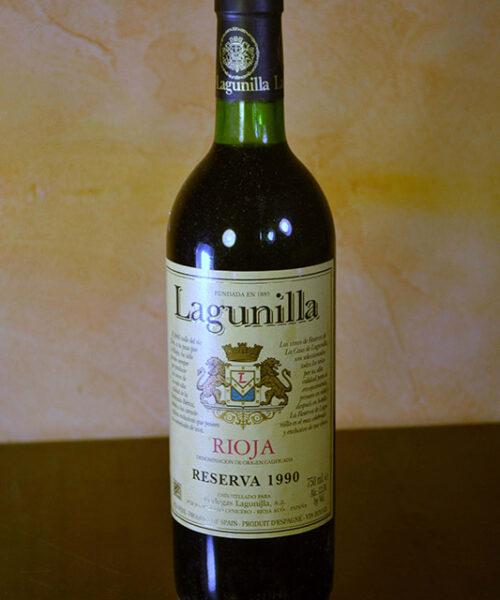 Lagunilla Reserva 1990